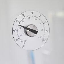 Transparent Circular Outdoor Indoor Weather Window Temperature Thermometer Tool