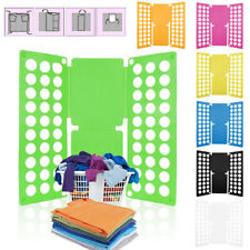 Universal Clothes Folding Board Clothes Folder Easy Fast T-Shirt Fold Board US
