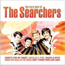 SEARCHERS VERY BEST OF CD POP BEAT MUSIC NEU