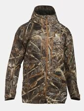 NWT Under Armour Medium Storm Skysweeper Insulated Realtree Max 5 Hunting Coat