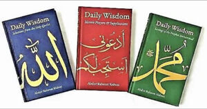 Daily Wisdom - Set of 3 Books (Hardback)