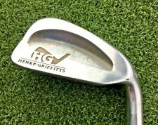 "Henry-Griffitts 8 Iron / RH ~36.5"" / Regular Steel / Nice Grip / gw0588"