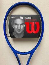 """Wilson Pro Staff RF97 Autograph Laver Cup Tennis Racquet Grip Size 4 1/4"""""""