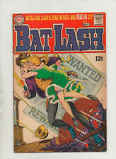 Bat Lash #1 - Nick Cardy! Wanted Poster Cover - (Grade 6.0) 1968
