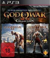 Playstation 3 God of war collection 1 version originale comme neuf