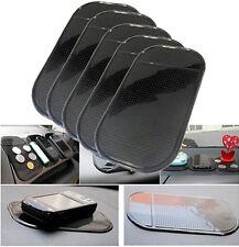 5pcs Car Magic Grip Sticky Pad Anti Non Slip Dash Mat Board Phone Holder Rubber