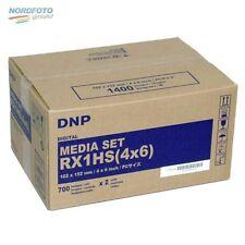 DNP Mediaset für DS RX1-HS Drucker 10x15cm (4x6inch) für 1400 Prints