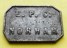 English communion token  E.P.C. Norham