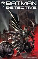 BATMAN: THE DETECTIVE #1 (KAEL NGU EXCLUSIVE TRADE VARIANT) COMIC ~ DC Comics