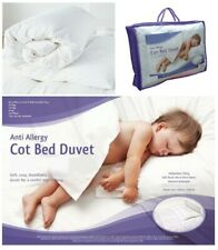 Hypo Allergenic Baby Cotbed Microfibre Duvet Toddler Junior Super Soft Quilt