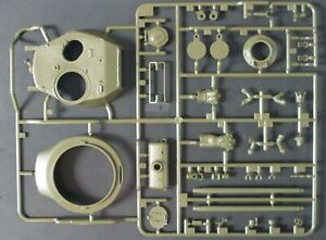 Tamiya 1/35th Israeli M1 Super Sherman - Parts Tree J from Kit No. 35322