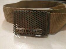 Diesel belt for kids size iv for boys or girls