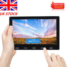 7 inch TFT LED TouchButton Display HDMI AV VGA Audio Monitor F PC Car DVD POS UK