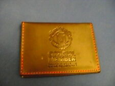 Manchester United Official Member Card Wallet