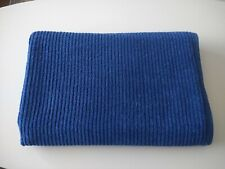 Extra Large Oversized Bath Towels Blue 100% Cotton Turkish Towels Hotel Spa