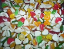 500g Bag of Gummy FRUITY HEARTS