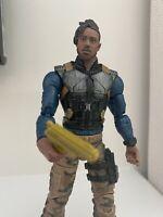 Marvel Legends Black Panther Erik Killmonger Action Figure, 6-inch