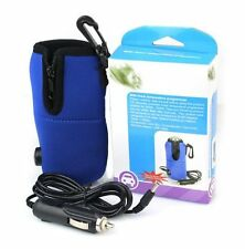 Portable Travel Car Milk Water Bottle Warmer Heater Pouch for Baby Feeding Tool
