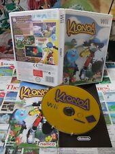 Nintendo Wii:Klonoa [TOP NAMCO & 1ERE EDITION RARE] Fr