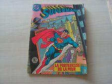 BD collection Superman et batman SUPERMAN (bdm comics 1700)