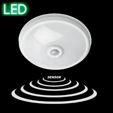 Deckenlampe mit Bewegungsmelder Sensor LED 12W Leuchte Wannenleuchte Treppenhaus