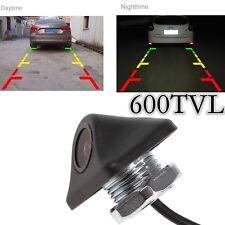 600TVL HD IMPERMEABILE UNIVERSALE Auto Backup Vista Posteriore Telecamera retromarcia 170 ° - NUOVO