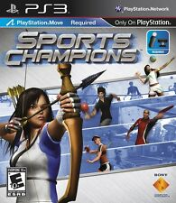 Sports Champions  - Sony Playstation 3 Game