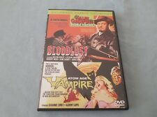 Bloodlust/Atom Age Vampire (DVD, 2001, Hollywood Horror Collection)