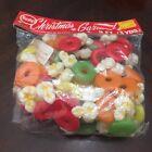 Vintage Life Saver Candy & Popcorn Christmas Garland -9FT. In Original Bag