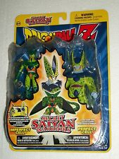 Irwin Toys Dragonball Z DBZ IMPERFET & PERFECT CELL Secret Saiyan Warriors Fig