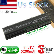 for HP MU06 MU09 SPARE 593554-001 593553-001 Notebook Laptop Battery / charger