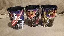 Star Wars 16Oz Plastic Party Cups. 5 pack c