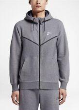Nike NikeLab x Kim Jones Tech Fleece Hoodie Grey 826863 071 sz S $250