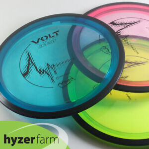 MVP PROTON VOLT *pick your weight and color*  disc golf driver  Hyzer Farm