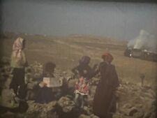 2 Vtg Syria Damascus Dera Films Trains Railroad Super 8mm Home Movies