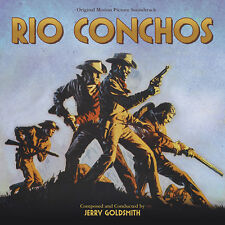 Rio Conchos - Complete Score - Limited 1200 - OOP - Jerry Goldsmith