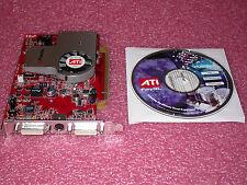 ATI FireGL V5000 128MB GDDR3 PCI Express (PCIe) Dual DVI Video Card BRAND NEW