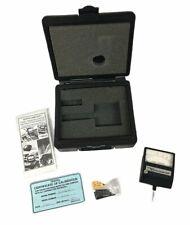 Tentel T2-M30-P Tentelometer Tape Tension Gauge w/Manual, Case & Wrench Weight