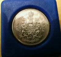 1960 50C Canada 50 Cents