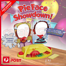 Kids Pie Face Showdown Game Exciting Fun Party Family Multi Player Gift Toy