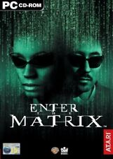 Enter the Matrix  HUGE 4 CD ROM game  BOXED VGC
