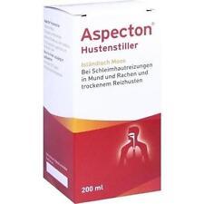 ASPECTON Hustenstiller Isländisch Moos Saft 200 ml