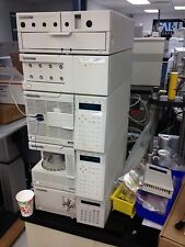 HP 1050 Series HPLC System With VWD Detector With computer Running Windows XP