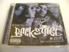 DJ Clue Presents: Backstage - Mixtape: (Music Inspired By The Film) CD (2000)