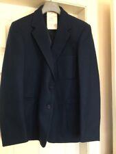 """Ex John Lewis stunning Woman's/girls Royal 100% wool Blazer size 16 (97cm/38"""")"""