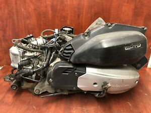 2010-2013 Honda PCX 125 Complete Engine Motor 24K Miles