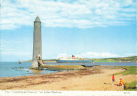 "Rare Vintage Postcard ""Caledonian Princes"" Larne Harbour, N.Ireland Unposted."
