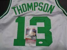 Tristan Thompson Boston Celtics Signed Autographed Basketball Jersey w/ Jsa coa