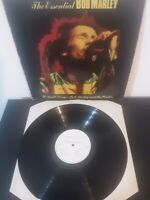 """Bob Marley And The Wailers – The Essential Bob Marley Vinyl 12"""" LP DELP 310"""