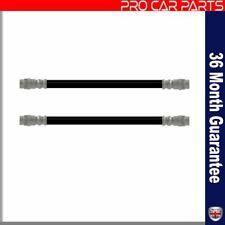 2 X Rear Brake Hose Pipe For Vauxhall Vivaro, Nissan Primastar